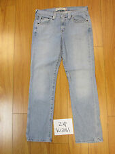 Used Levis 505 low straight jean tag 8 meas 32x31 zip10281