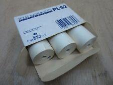 """Texas Instruments PL-52 Printing Calculators 3 Rolls for Plain Paper 2 1/4"""" 58MM"""