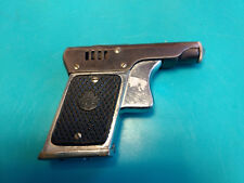 Old Vtg Collectible Dread Pistol Table Lighter Made In Occupied Japan