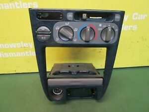 TOYOTA COROLLA MK8 (1995-2002) HEATER AIR CON CONTROL PANEL WITH LIGHTER