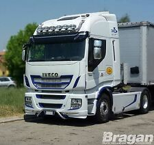 Iveco Stralis Cube Hiway Active Space Time Roof Light Bar + LEDs x7