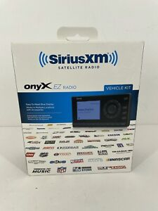 Sirius XM Satellite Radio Onyx EZ Radio Vehicle Kit Model XEZ1V1 NEW SEALED