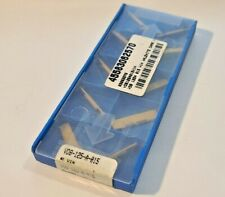 VDB 125 A 015 V1N VALENITE *** 10 INSERTS *** FACTORY PACK ***