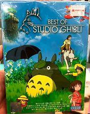 Best Of Studio Ghibli (All Movie Song) ~ 4-CD SET ~ 56 List Song ~