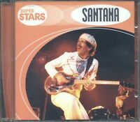 Santana - Super Stars Italy Press Cd Sigillato
