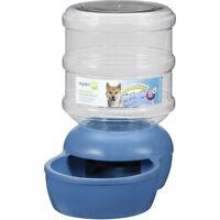 Aspen Pet LeBistro Auto Gravity 2.5 Gal Pet Waterer, Blue Top Quality ORIGINAL