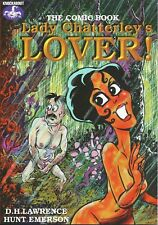 Lady Chatterley's Lover: The Comic  by Hunt Emerson