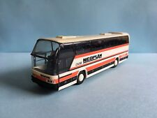 Rietze Germany Neoplan Cityliner White/Red 1/87 Scale Good Condition