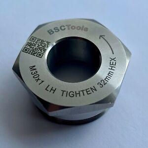 BSCTools M30x1 Crank Extractor Tool DUB FSA BBright BB386 EVO