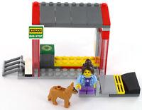NEU LEGO City Oma und Opa beim Curling aus Set 60235 und 60154