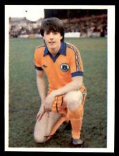 Estrella diaria de fútbol 1981-Brian McBride (Everton) No.92