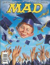 Mad magazine Head of the class issue Hobbit Wrestlemania Bill Maher Spy vs Spy
