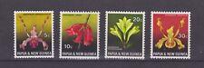 Papua Neuguinea 1969 - Orchideen - MiNr.161/64 - postfrischer Satz
