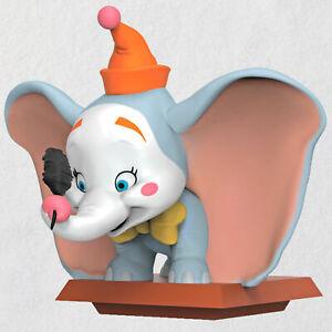 "Hallmark 2020 ""DUMBO TAKES FLIGHT"" Disney Dumbo Ornament"