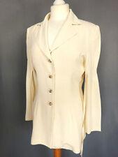 Veste Blazer vintage DORIA Salambo créateur Paris Taille FR38 US6 UK10 EUR36