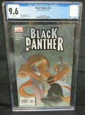 Black Panther #20 (2006) Esad Ribic Cover Marvel CGC 9.6 X856