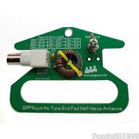 Portable No Tune End Fed Half Wave Antenna EFHW Assembled Radio Communication