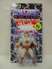 "MOTU VINTAGE RETRO MASTERS OF THE UNIVERSE SUPER7 5.5"" GLOW IN DARK HE-MAN MOC"