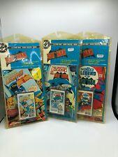 Batman Audio Theatre complete 3 set of comics books and cassettes