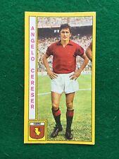 CALCIATORI 1969-70 69-1970 TORINO Angelo CERESER , Figurina Panini (NEW)