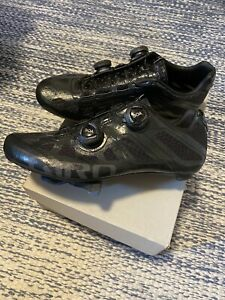 Giro Imperial Cycling Shoes 41 Dura Ace Cleats, Easton Carbon Soles, EUC!