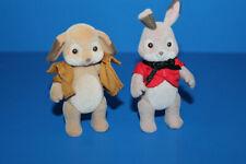 Calico Critters Dog & Bunny Rabbit Set