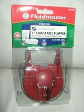 "FLUIDMASTER Universal 3"" ADJUSTABLE FLAPPER 5401GB"