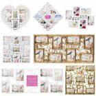 8 Types 6'' Collage Multi Photo Frames Love Picture Display Picture Decor Gifts