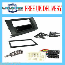 SUZUKI SWIFT 2005 ONWARDS SINGLE DIN or DOUBLE BLACK FASCIA FACIA FITTING KIT