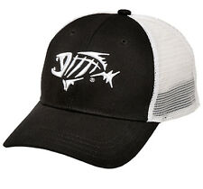 G LOOMIS LOGO BANDIT TUCKER HAT BLACK / WHITE MESH FISHING CAP ADJUSTABLE