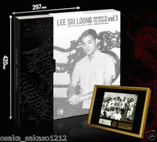 New! BRUCE LEE LEE SIU LOONG Memories Of The Dragon Vol.1 Japan Photo Book