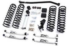kit suspension complet + 10cm a/amortisseurs gaz JEEP WRANGLER JK 4 portes