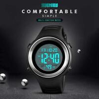 SKMEI LED Digital Sport Watch Military Army Quartz Waterproof Men's Wristwatch