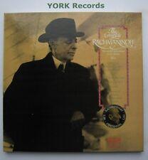 AVM3 0294 - RACHMANINOV - The Complete Volume 4 - Ex Con 3 LP Record Box Set