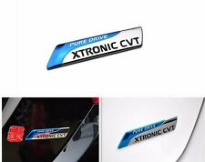 """Pure Drive Xtronic"" Cvt Car Trunk Deck Lid Badge Emblem For Sentra Altima Juke"