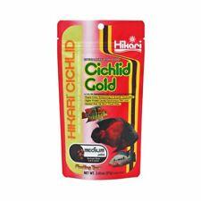 Hikari Cichlid Gold Medium Pellets 2 oz