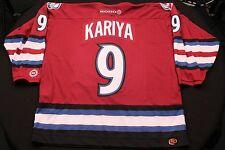 Authentic NHL KOHO #9 Paul Kariya Colorado Avalance Jersey Size XXL
