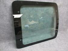 1998-2007 Econoline Van RH Back Door Glass Stationary No Tint NEW DB09520 GT