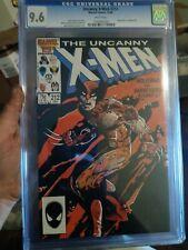Mervels 25th Anniversary CGC Certified MINT 9.6 Uncanny X-Men #212