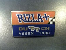 Pin Rizla Dutch TT Assen 1998
