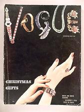 Vogue Magazine - December 1, 1939