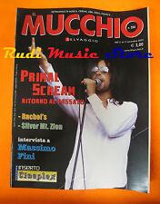Rivista MUCCHIO SELVAGGIO 554/2003 Primal Scream Rachel's Silver Mt. Zion No cd