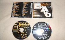 2 CD Bravo Black Hits Vol.4 40.Tracks 2001 Eminem Nana D-12 Nelly R.Kelly..06/16