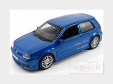 Volkswagen Golf R32 2002 Blue Met MAISTO 1:24 MI31290