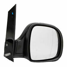 Mercedes Vito W639 2003-2010 Door Wing Mirror Manual Black rh right driver side