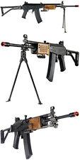 ICS-91 Galil Icar IDF Israel Defense Forces Real Wood Full Metal Airsoft AEG