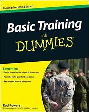 Basic Training for Dummies by Rod Powers (2011, Paperback)