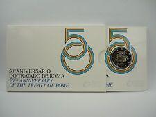 *** 2 Euro Gedenkmünze PORTUGAL 2007 Römische Verträge PP Polierte Platte Münze