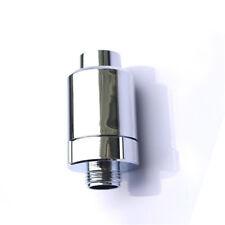 Water Filter In Line Faucet Shower Head Batch Kitchen Softener Purifier Chlorine