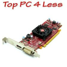 ATI AMD Radeon HD 4550 512MB PCI-E DVI Display Port Graphics Card